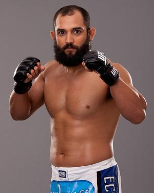 UFC Fighter Portraits: Johny Hendricks by Jim Kemper