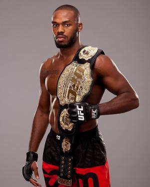 UFC Fighter Portraits: Jon Jones by Jim Kemper
