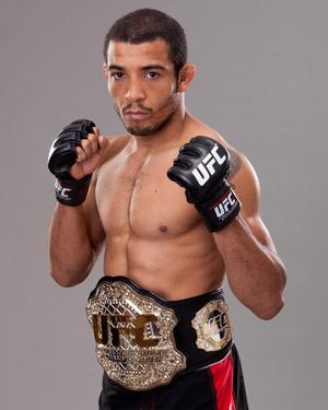UFC Fighter Portraits: Jose Aldo by Jim Kemper