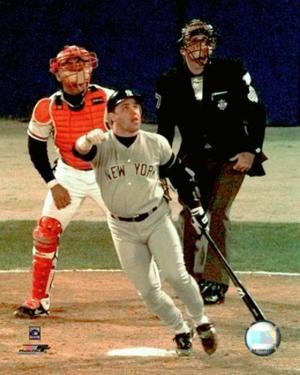 Jim Leyritz 1996 World Series Game Four Home Run