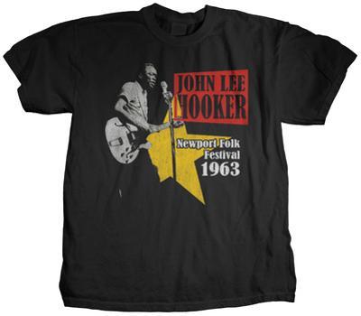 John Lee Hooker - Newport Folk Festival '63