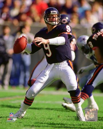 Jim McMahon 1986 Action