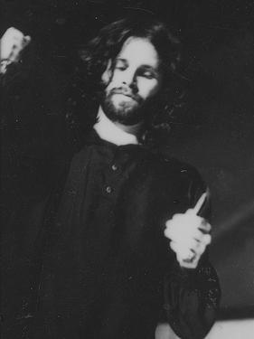 Jim Morrison in Perfomance at the Dinner Key Auditorium, 1 March 1969