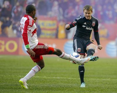 MLS: D.C. United at New York Red Bulls by Jim O'Connor