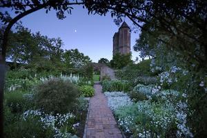 The Garden at Sissinghurst Castle by Jim Richardson