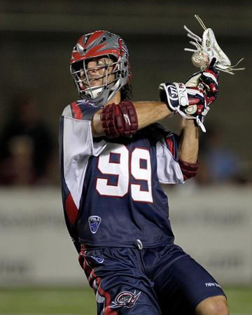 Boston, MA July 23 - Paul Rabil by Jim Rogash