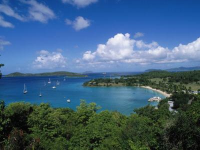 Caneel Bay, Virgin Islands National Park, St. John