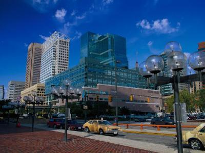 Downtown Baltimore, Inner Harbor