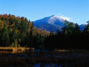 Early Snow on Whiteface Mountains, Adirondack St. Park by Jim Schwabel