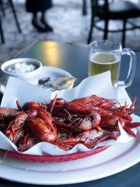 New Orleans, Crawfish, Gumbo by Jim Schwabel