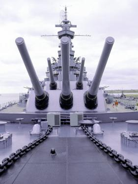 USS Alabama Battleship Memorial Park, Al by Jim Schwabel
