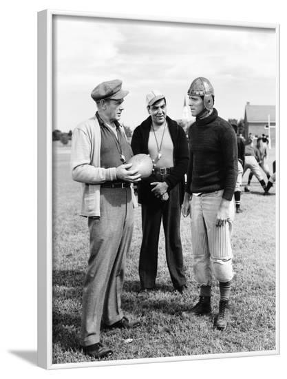 Jim Thorpe - All-American--Framed Photo