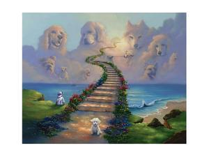 All Dogs Go To Heaven by Jim Warren