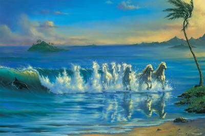 Galloping Waves