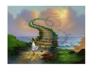 Musical Dreamland by Jim Warren