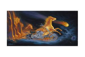 Ride The Fury by Jim Warren