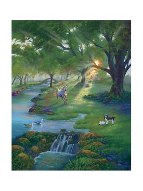 River Life by Jim Warren