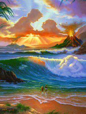 Romantic Day Tropic Version by Jim Warren