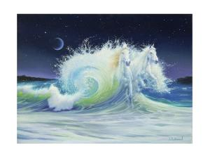 The Restless Seas by Jim Warren