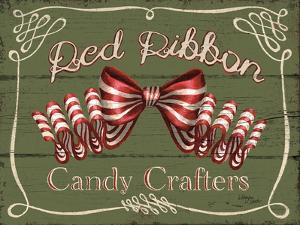 Holiday Candy Shops III by Jim Wellington