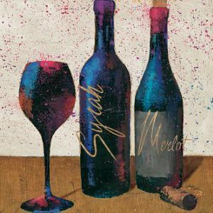 Wine Splash Light II by Jim Wellington