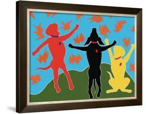 Lab Dance by Jim Williams