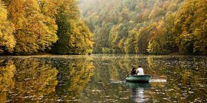 Autumn Idyll by Jimbi