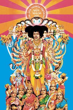 Jimi Hendrix – Axis Bold as Love