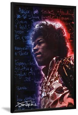 Jimi Hendrix- Electric Halo