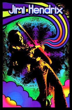 Affordable Jimi Hendrix Posters For Sale At AllPosters