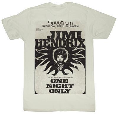 Jimi Hendrix - Jimi At The Spectrum