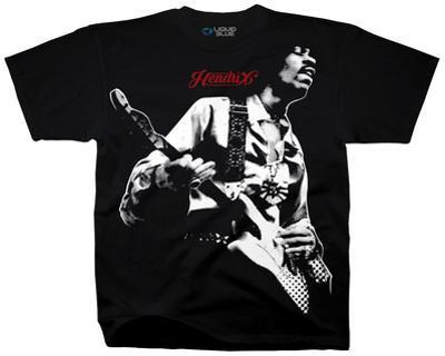Jimi Hendrix- Passion & Soul