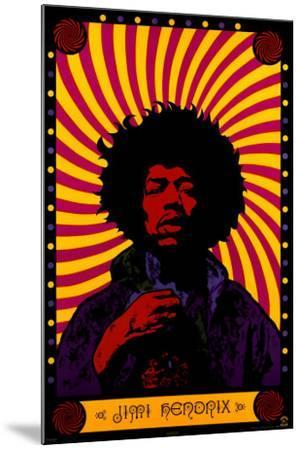 Jimi Hendrix - Psychedelic