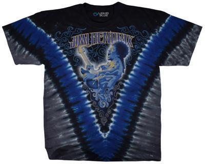 Jimi Hendrix- Purple Haze V-Dye