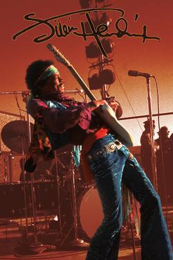 Jimi Hendrix - Sepia