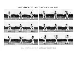 Jimmy Thompson, The American Golfer November 1930