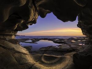 Sea Cave by Jingshu Zhu