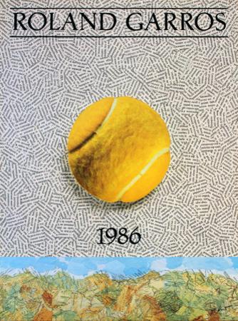 Roland Garros, 1986