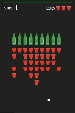 Beer Pong by JJ Brando