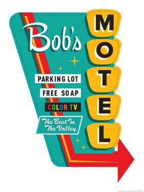Bob's Motel by JJ Brando