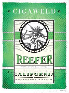 Cigaweed California Reefer by JJ Brando