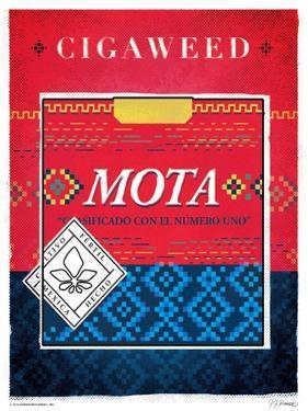 Cigaweed Mota by JJ Brando