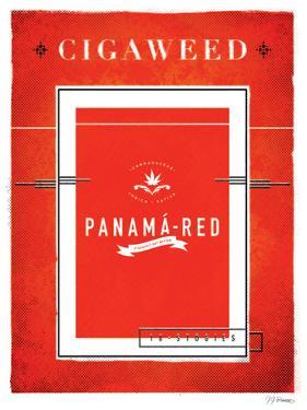 Cigaweed Panama Red by JJ Brando