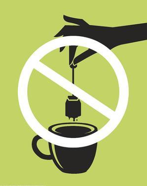 No Tea Bagging by JJ Brando