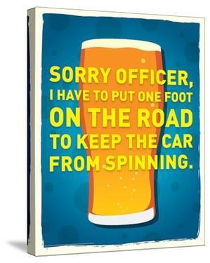 Sorry Officer by JJ Brando