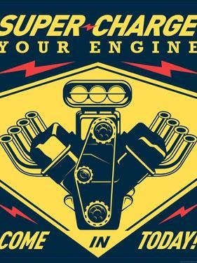 Super Racing by JJ Brando