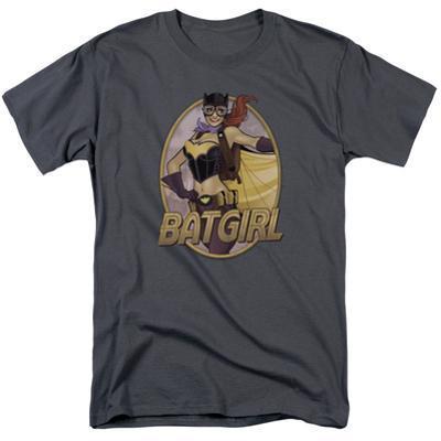 JLA- Batgirl Bombshell