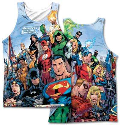 JLA- Justice League Of America