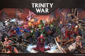 JLA- Trinity War