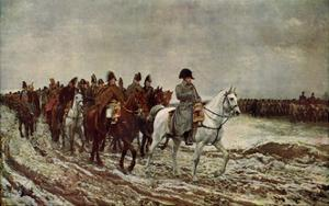 Napoleon in 1814 (Col) by JLE Meissonnier